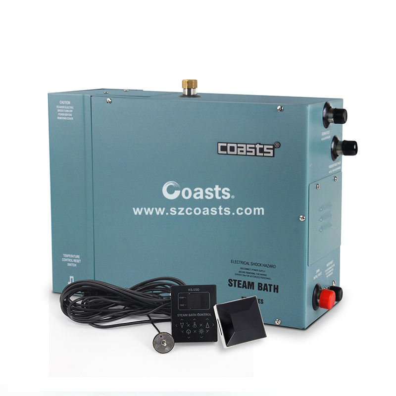 Coasts 7KW home use electric steam generator with CE certificate