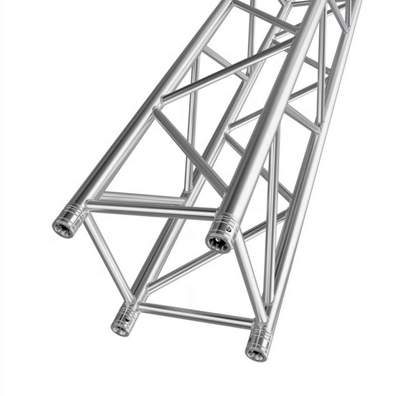 Aluminum Truss Lighting Truss Arch Hot Selling Arched Lighting Stage Event Aluminum Roof Truss