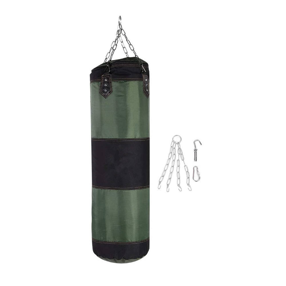 Wear-resistant and dyrable Empty Unfilled Punching Sand Bag for Boxing Training