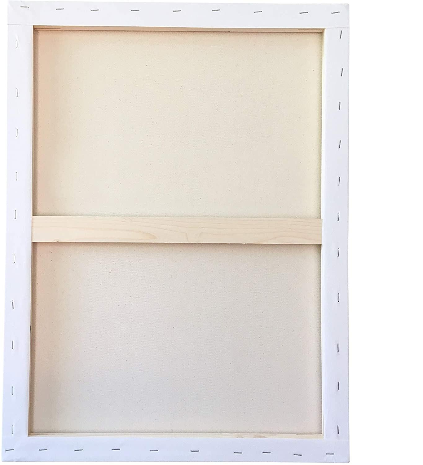 wholesale large blank cotton srtetched canvas art sets for painting
