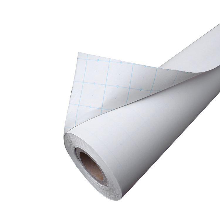 Wholesale Dark Recycled Garment Plotter Paper For CAD Garment Design