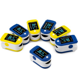 High Quality Household Fingertip Pulse Oximeter  Spo2 Oxygen TFT digital display CE approved Factory price