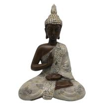 Custom resin figure of buddha for home decoration