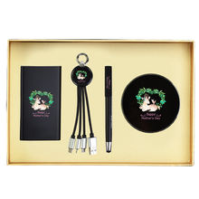 2020 gadgets 4 in 1 custom women gift set popular mothers day gifts