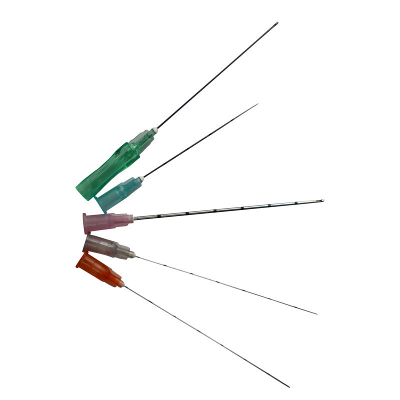 Injectable blunt tip needle micro cannula 20G 21G 22G 23G 24G 25G 26G 27G 30G 32G 34G for dermal filler