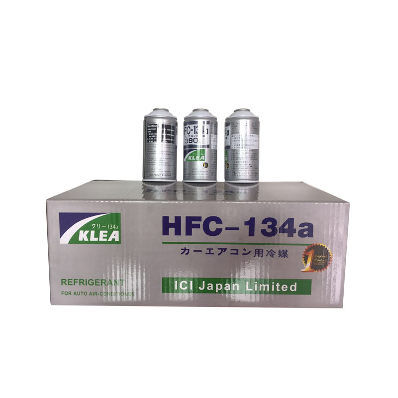China manufacturer hot sale refrigerant gas r134a