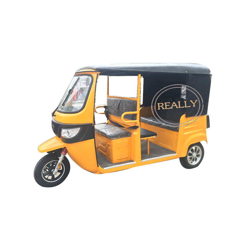 Tricycles for Passengers New Model Electric Tricycle Taxi Best Sell Tuk Tuk for sale