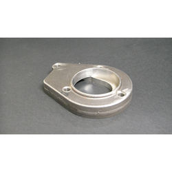 Custom forged flange hardware car part for automotive industry