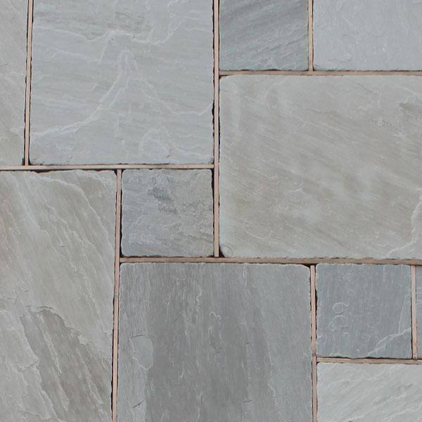 Kebur Natural Sandstone Silver Grey