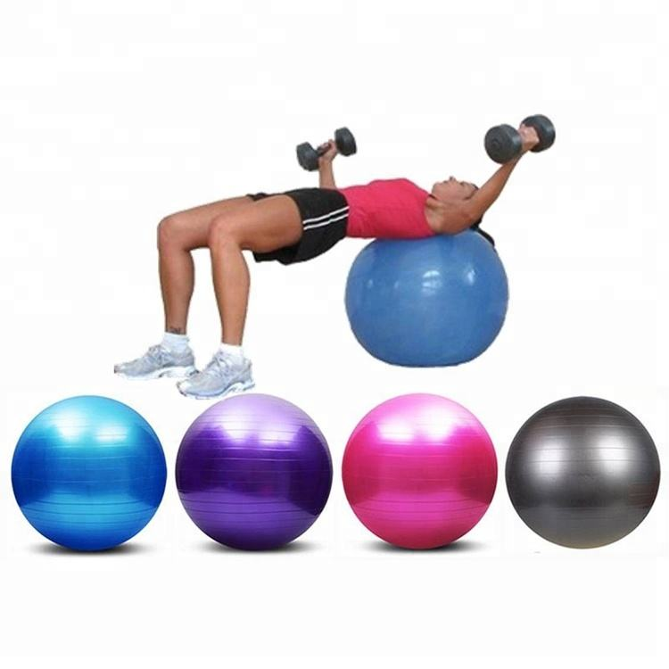 Hot sale new design PVC all conditions gym yoga balance ball