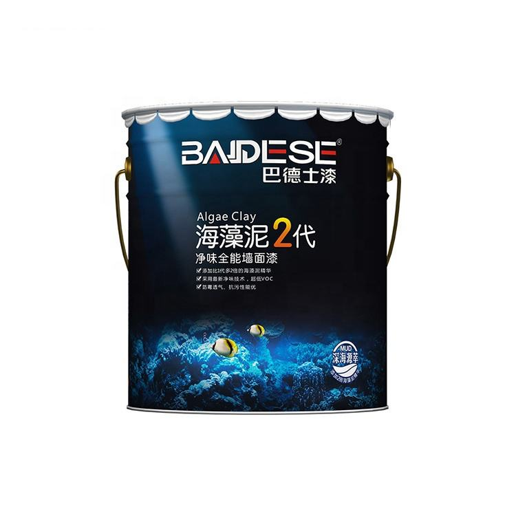 BARDESE Brand Interior Wall Emulsion Latex Paint for House