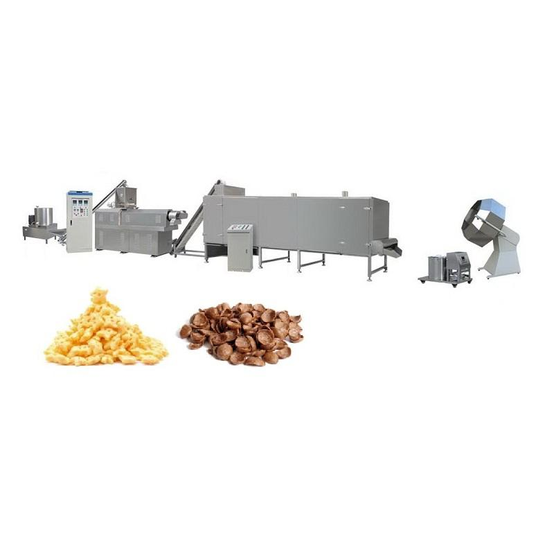 Puffed Corn Baby Food Machine Production Line