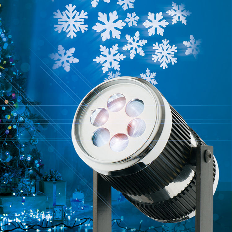 snowflake merry christmas star christmas projector lights outdoor