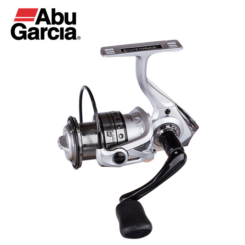 ABU SMAX 4000 series SILVER MAX fresh water spinning fishing reel for sale