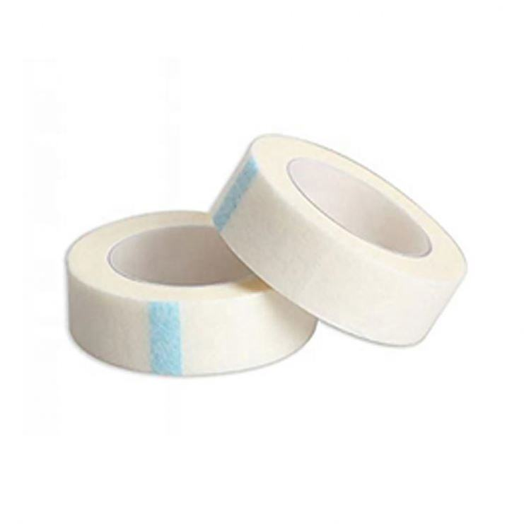 High Quality Easy Tear Adhesive Non-woven Surgical Paper Tape