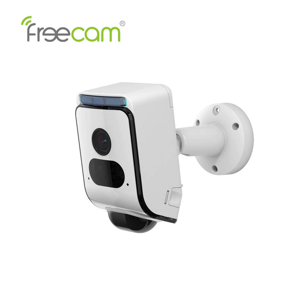 FREECAM L390 HD 1080P Outdoor CCTV WiFi Security Pir Motion Sensor Night Vision 2-Way audio 2.4GHz CCTV WiFi Camera