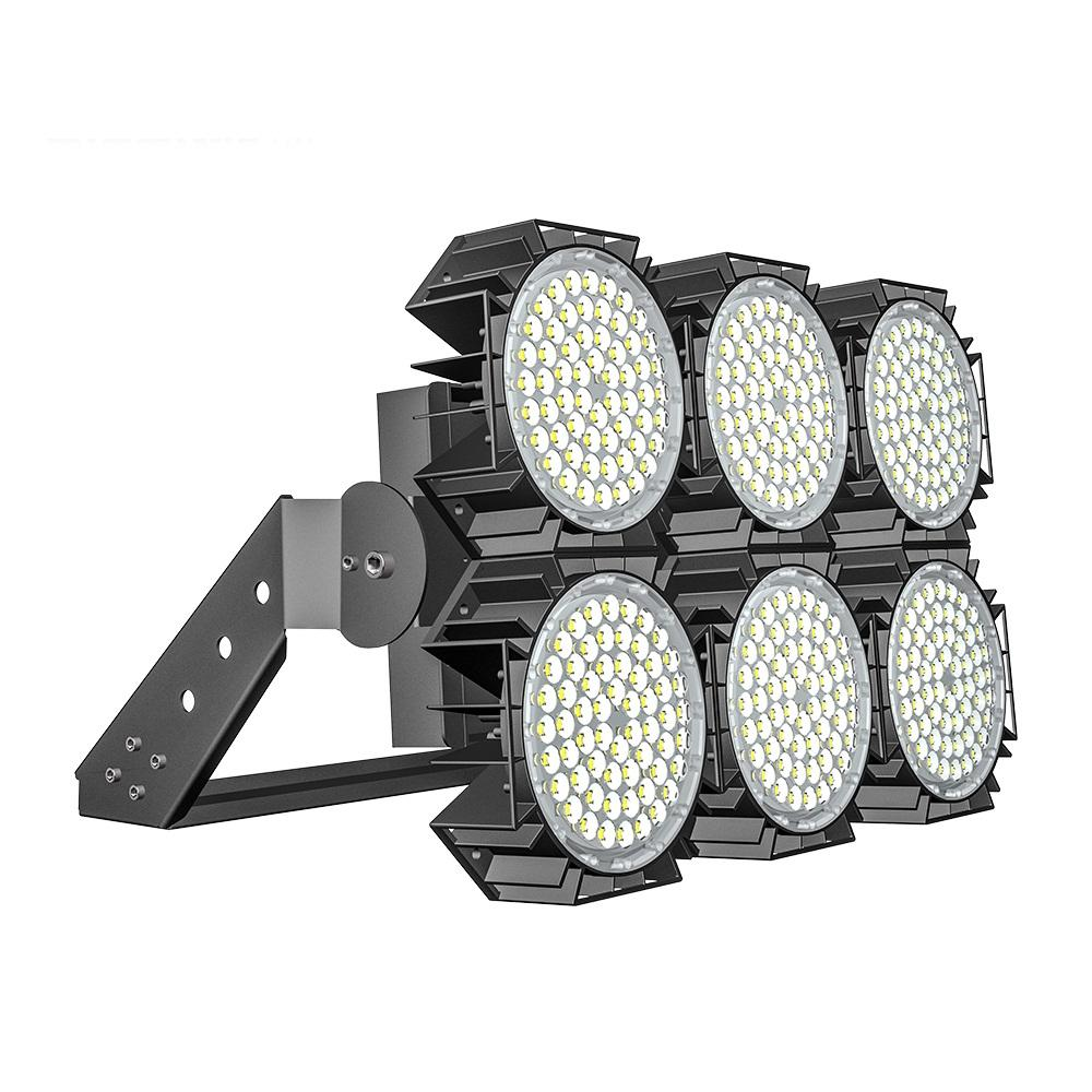 Hishine Lampu Area Led 100000 Lumen, Lampu Sorot Led 720W Stadion