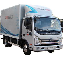 New Foton 1.5ton 143Hp Cargo Truck transport vehicle