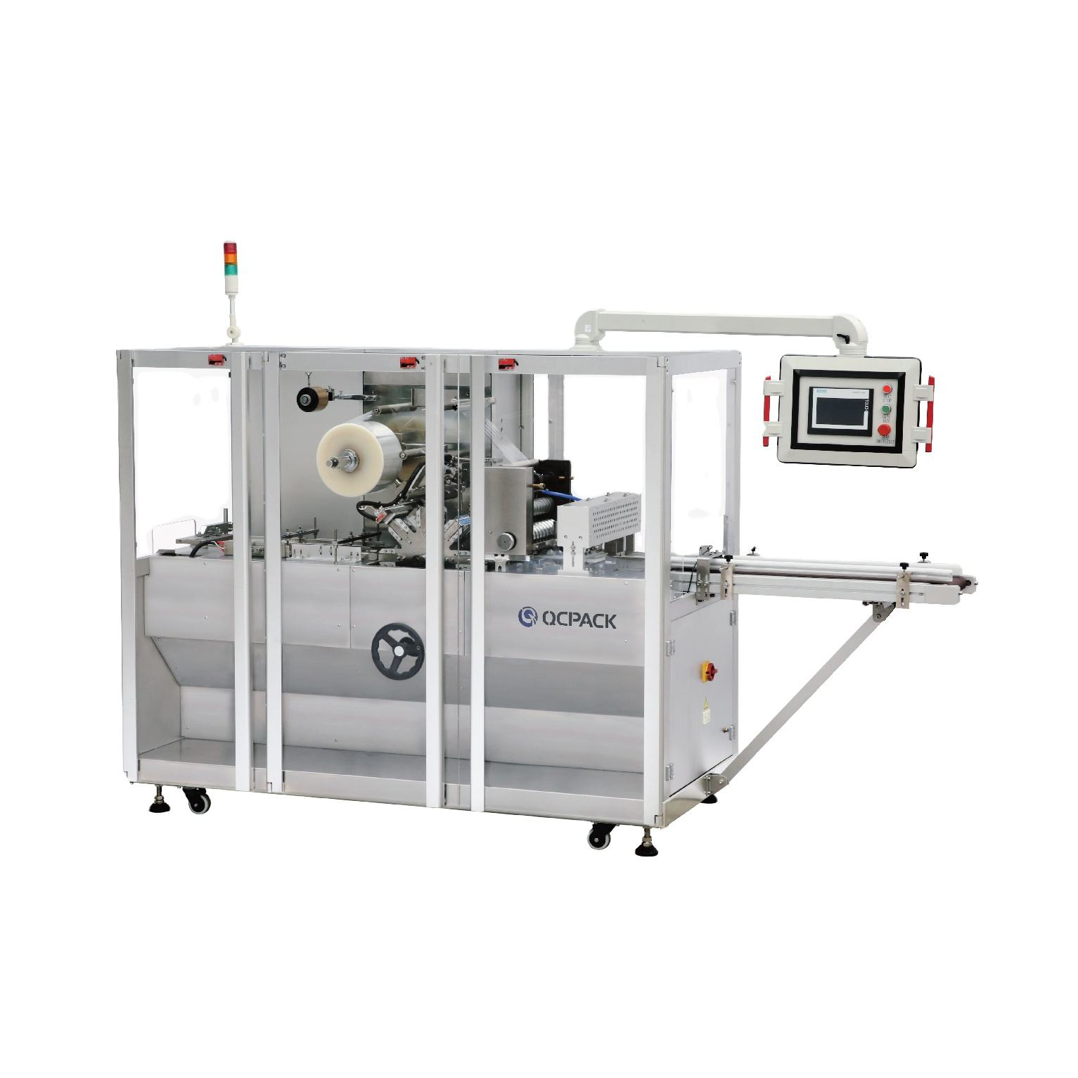 BTB-300S boîte de <span class=keywords><strong>lentilles</strong></span> de Contact machine d'emballage de film cellophane machine