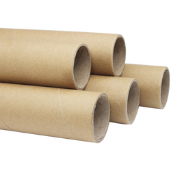 Packaging Tube  kraft paper core for Adhesive Tapes