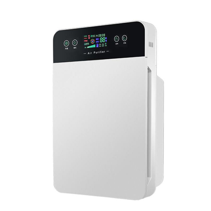 New Product Smart Air Cleaner Ionization PM 2.5 Air Purifier Home With True Hepa Filter
