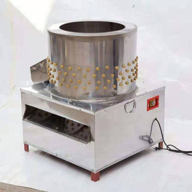 Automatic Chicken Plucker/ Poultry Plucking Machine Chicken Duck plucker
