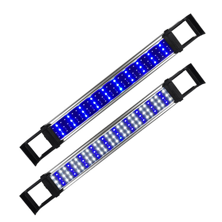15W SMD2835 Waterdichte Marine <span class=keywords><strong>Aquarium</strong></span> Led Verlichting Voor <span class=keywords><strong>Aquarium</strong></span> Koraalrif Light Met Ce Rohs Fcc