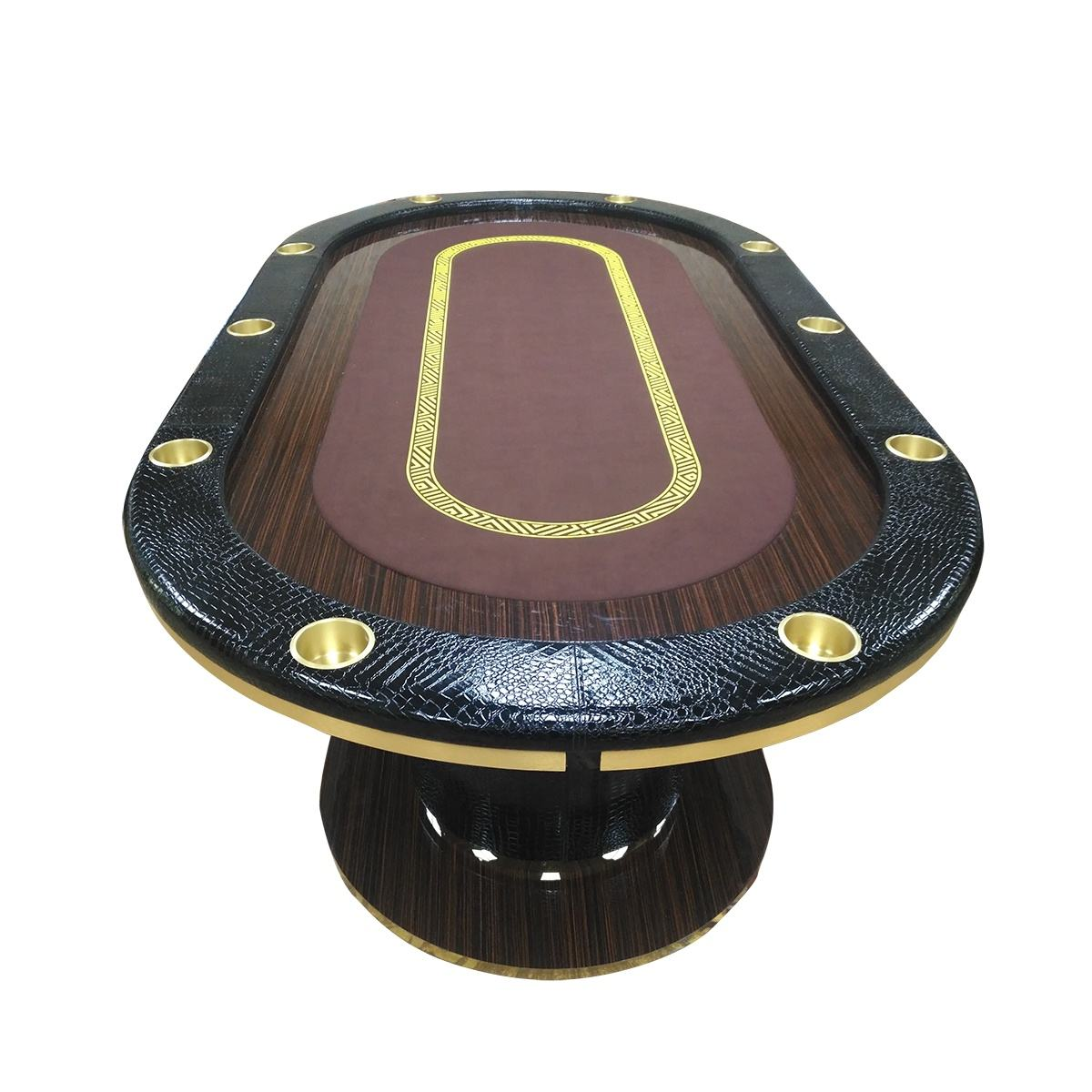 Best quality used casino tables poker table for gambling