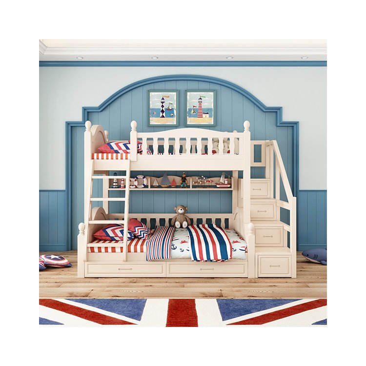 Hot Sale Good Quality Cheap Price Bunk Beds Kids Children, Bed For Kids Children Bunk