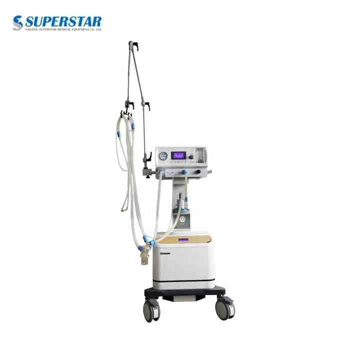 Emergency Respiratory Ventilator CPAP Machine