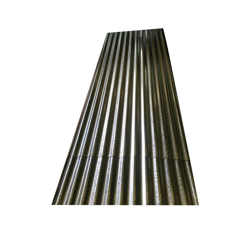0.6mm galvanized corrugated zinc roof sheet metal corrugated roofing sheet