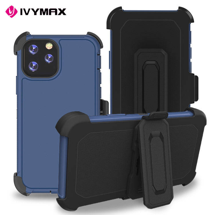 anti-drop cell phone case for iphone 11 pro defender case