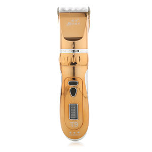 Haar Trimmer Haar Schneiden Drahtlose dingling trimmer Gold