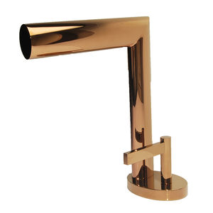 2020 new model of waterfall faucet   rose gold basin faucet brass basin mixer
