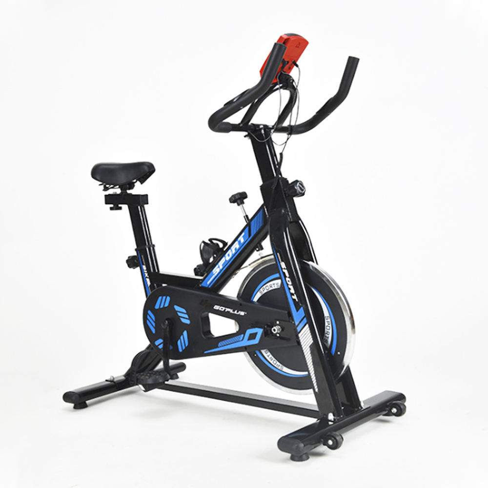Spinning Bicycle Home Fitness Equipment Ultra-Quiet Exercise Bike Indoor Sports Weight Loss Slimming Bicycle//