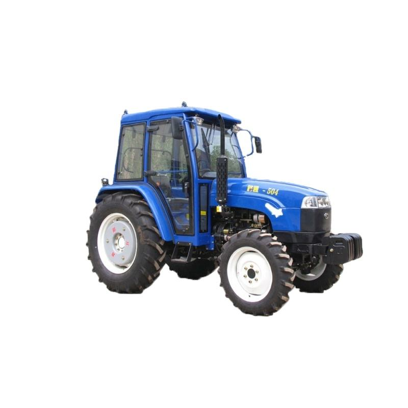 LUTONG LT400 China Tractor Machine Agricultural Farm Tractors