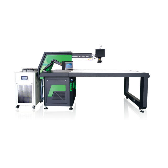 YAG Laser Welding Machine /Laser welding hands for channel Letter