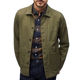 Men cotton chore jacket shirt T will botton shirt jacket for work