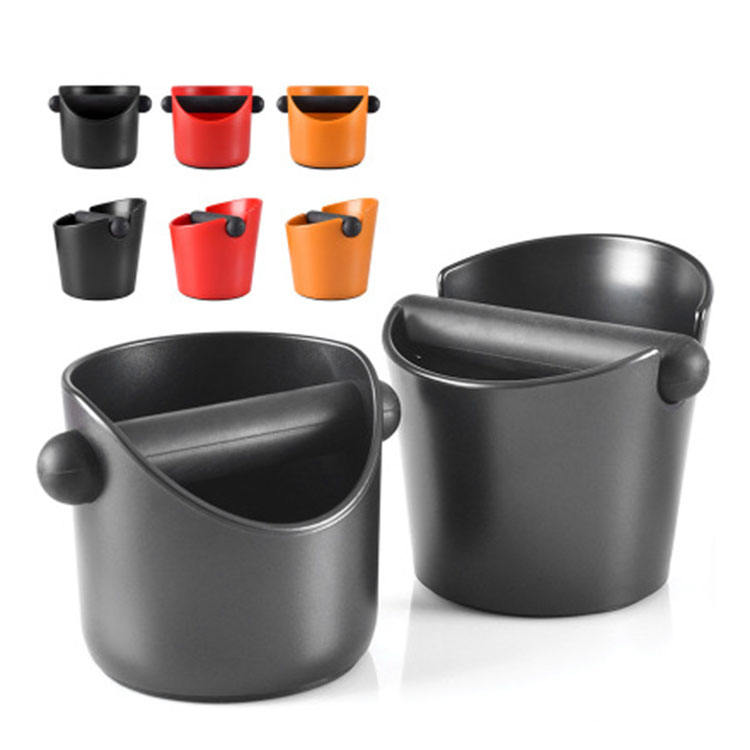 ABS plastic coffee knock box coffee accessories coffee knock box drawer