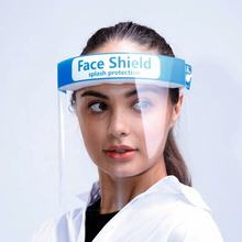 faceshield supplier protector facial visor anti-splash anti-fog  transparent protective face shield visor