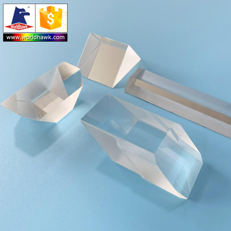 Optical BK7 Right Angle Prisms