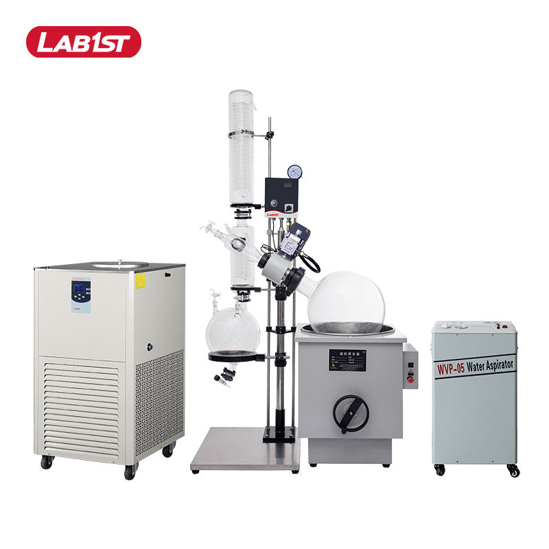 High quality explosion-proof vacuum rotary evaporator