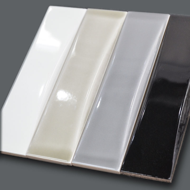 50*200mm polished glazed porcelain tile subway tile bathroom ceramic tiles