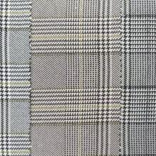wholesale winter Plain Dyed polyester cotton TC tartan plaid fabric