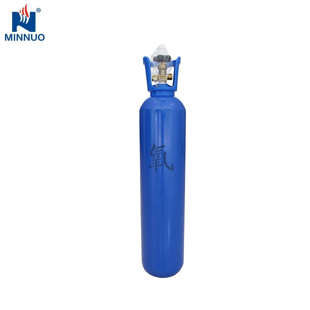 ISO9809 10l tank cylinder co2 with food grade