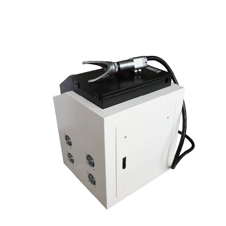 100w Fiber Laser Cleaning Machine Laser rust oil paint removal machine price