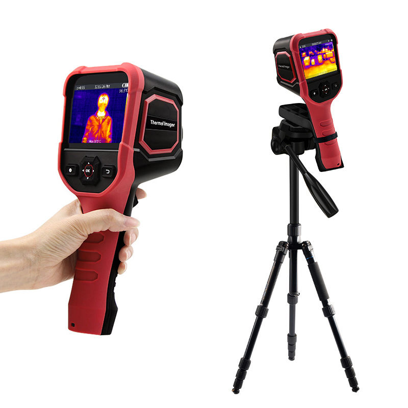 Thermographic Camera IR Imager Handheld IR Thermal Imaging Camera Color Display Resolution Thermal Camera