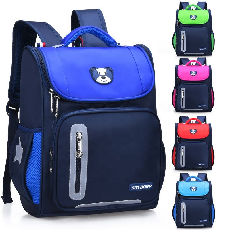 Waterproof Child Book Bag Durable Boy girl School Bags for Kid Elementary Student