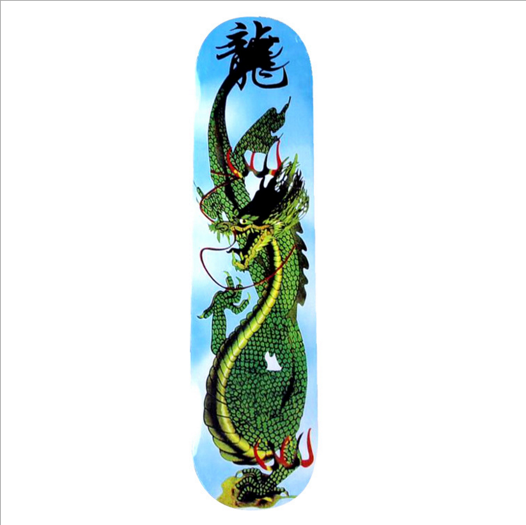 New design high quality Wholesale Custom Grade Imported Sports Maple Skateboard