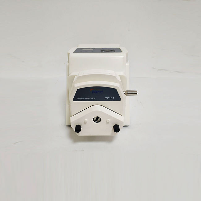 high viscosity mini dosing pump with foot pedal